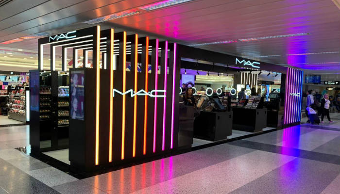 MAC Cosmetics success breeds first standalone counter at Beirut Duty Free