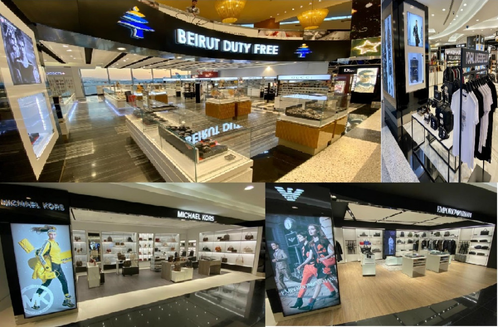 New fashion and perfumes & cosmetics look drives Beirut Duty Free into 2020