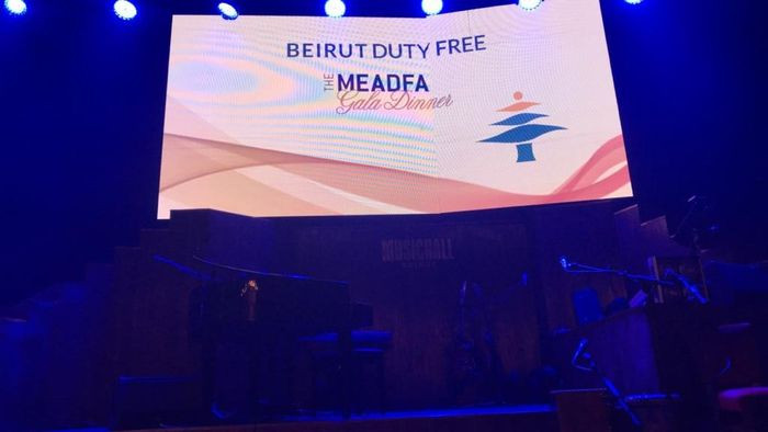 Beirut Duty Free hosts a memorable gala dinner