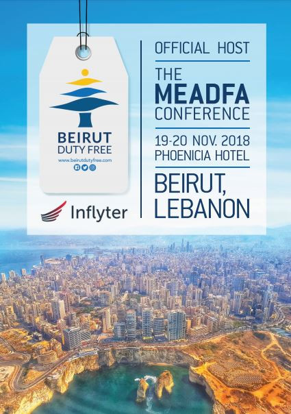 The MEADFA conference Beirut Duty Free official host